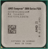 Процессор AMD Sempron 3850 AM1 (SD3850JAH44HM) (1.3GHz/AMD Radeon HD 8280) OEM