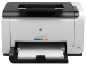 Принтер лазерный HP Color LaserJet Pro CP1025nw (CE918A) A4 WiFi