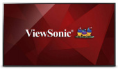 "Панель ViewSonic 43"" CDE4302 черный TN+film LED 6.5ms 16:9 HDMI M/M 3000:1 350cd 170гр/170гр 1920x1080 D-Sub SPDIF S-Video RCA Да FHD USB 12.6кг"