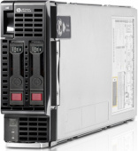 Сервер HP ProLiant BL460c Intel Xeon E5-2640v2 2GHz 15MB 32Gb DDR33-3-3 Gen8 (724085-B21)