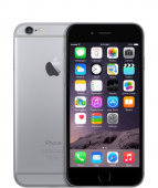 "Смартфон Apple iPhone 6 MG472RU/A 16Gb серый моноблок 3G 4G 4.7"" 750x1334 iPhone iOS 8 8Mpix WiFi BT GSM900/1800 GSM1900 TouchSc MP3 A-GPS"