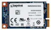 Накопитель SSD Kingston SATA III 30Gb SMS200S3/30G mSATA