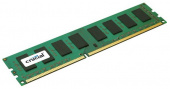 Память DDR3 2Gb 1600MHz Crucial CT25664BD160BJ RTL PC3-12800 CL11 DIMM 240-pin 1.35В