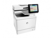 МФУ лазерный HP Color LaserJet Enterprise M577f (B5L47A) A4 Duplex белый/серый