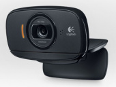 Камера Web Logitech HD Webcam C525 черный 1.3Mpix USB2.0 с микрофоном