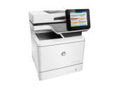 МФУ лазерный HP Color LaserJet Enterprise M577c (B5L54A) A4 Duplex белый/черный