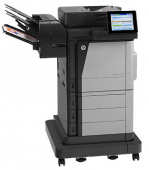 МФУ лазерный HP Color LaserJet Enterprise Flow MFP M680z A4 Duplex Net серый