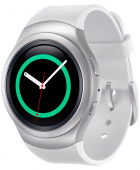 "Смарт-часы Samsung Galaxy Gear S2 SM-R7200 1.2"" Super AMOLED серебристый (SM-R7200ZWASER)"