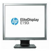 "Монитор HP 18.9"" E190i серебристый IPS LED 5:4 DVI матовая 250cd 178гр/178гр 1280x1024 D-Sub DisplayPort HD READY USB 4.9кг"