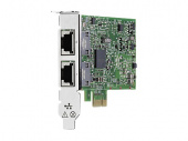 Адаптер HPE Ethernet 1Gb 2P 332T (615732-B21)