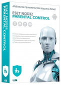 ПО Eset NOD32 Parental Control для всей семьи (12мес) (NOD32-EPC-NS(BOX)-1-1)