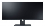 "Монитор Dell 29"" U2913WM черный IPS LED 21:9 DVI HDMI матовая HAS Pivot 300cd 178гр/178гр 2560x1080 D-Sub DisplayPort FHD USB"
