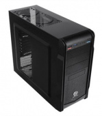 Корпус Thermaltake Versa G1 черный без БП ATX 1x120mm 1xUSB2.0 1xUSB3.0 audio bott PSU