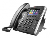 Телефон Polycom VVX 400 12-line Desktop Phone with HD Voice (2200-46157-025)