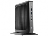 Тонкий Клиент HP Flexible t520 GX-212JC (1.2)/4Gb/SSD32Gb/HD/Windows Embedded Standard 7E 32/GbitEth/65W/клавиатура/черный