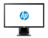 "Монитор HP 20"" E201 черный TN+film LED 5ms 16:9 DVI матовая HAS Pivot 250cd 1600x900 D-Sub DisplayPort USB 5.2кг"