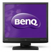 "Монитор Benq 19"" BL912 черный TN+film LED 5ms 5:4 DVI 1000:1 250cd 1280x1024 3.5кг"
