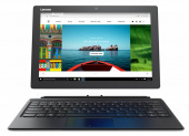 "Планшет Lenovo MiiX 510-12ISK Core i3 6100U (2.3) 2C/RAM8Gb/ROM128Gb 12"" 1920x1200/Windows 10/серебристый/5Mpix/2Mpix/BT/GPS/WiFi/Touch/microSDXC 64Gb/8hr"