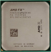 Процессор AMD FX 8320E AM3+ (FD832EWMW8KHK) (3.2GHz/8Mb) OEM