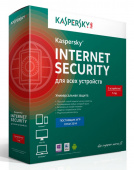 ПО Kaspersky Internet Security Multi-Device Russian Ed. 2-Device Base Box (KL1941RBBFS)