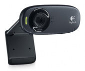 Камера Web Logitech HD Webcam C310 черный USB2.0 с микрофоном