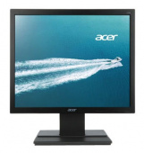 "Монитор Acer 19"" V196Lbd черный TN+film LED 5ms 5:4 DVI матовая 250cd 170гр/160гр 1280x1024 D-Sub HD READY 3.1кг"