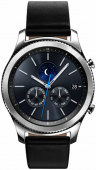 "Смарт-часы Samsung Galaxy Gear S3 classic SM-R770 1.3"" Super AMOLED серебристый (SM-R770NZSASER)"