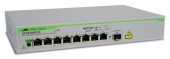 Коммутатор Allied Telesis AT-FS708/POE-50 19U 8x10/100BASE-TX 1x10/100/1000BASE-T
