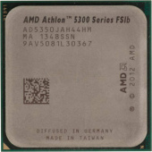 Процессор AMD Athlon 5350 AM1 (AD5350JAH44HM) (2.05GHz/AMD Radeon R3) OEM