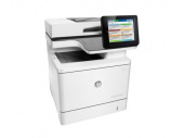 МФУ лазерный HP Color LaserJet Enterprise M577dn (B5L46A) A4 Duplex белый