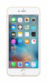 "Смартфон Apple iPhone 6s Plus MKUF2RU/A 128Gb золотистый моноблок 3G 4G 5.5"" 1080x1920 iPhone iOS 9 12Mpix WiFi BT GSM900/1800 GSM1900 TouchSc MP3 A-GPS"