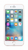 "Смартфон Apple iPhone 6s MKQW2RU/A 128Gb розовый/золотистый моноблок 3G 4G 4.7"" 750x1334 iPhone iOS 9 12Mpix WiFi BT GSM900/1800 GSM1900 TouchSc MP3 A-GPS"