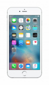 "Смартфон Apple iPhone 6s Plus MKUE2RU/A 128Gb серебристый моноблок 3G 4G 5.5"" 1080x1920 iPhone iOS 9 12Mpix WiFi BT GSM900/1800 GSM1900 TouchSc MP3 A-GPS"