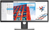 "Монитор Dell 28.8"" U2917W черный IPS LED 8ms 21:9 DVI HDMI матовая HAS Pivot 1000:1 300cd 178гр/178гр 2560x1080 D-Sub DisplayPort FHD USB"