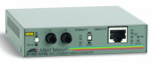 Медиаконвертер Allied Telesis AT-MC101XL-60 100TX RJ-45 to 100FX ST Fast Ethernet