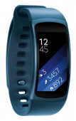 "Смарт-часы Samsung Galaxy Gear Fit 2 SM-R360 1.5"" Super AMOLED синий (SM-R3600ZBASER)"