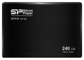 Накопитель SSD Silicon Power SATA III 240Gb SP240GBSS3S60S25 S60 2.5""