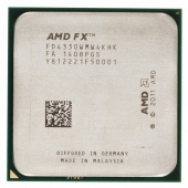 Процессор AMD FX 4330 AM3+ (FD4330WMW4KHK) (4GHz/5200MHz) OEM