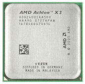 Процессор AMD Athlon II X2 265 AM3 (ADX265OCK23GM) (3.3GHz/3300MHz) OEM