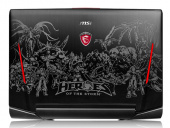 "Ноутбук MSI GT80S 6QF(Titan SLI)-076RU Core i7 6820HK/32Gb/1Tb/SSD256Gb+256Gb/Blu-Ray/nVidia GeForce GTX 980 8Gb/18.4""/FHD (1920x1080)/Windows 10/black/WiFi/BT/Cam"
