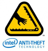 Карта Intel Original Anti-Theft Service Code Card  BXIATSC3YRRSN