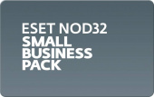 Базовая лицензия Eset NOD32 Small Business Pack newsale for 10 user (NOD32-SBP-NS(CARD)-1-10)