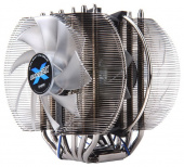 Вентилятор Zalman 12X Soc-775/1155/1366/2011/AM2/AM3/FM1 3x120mm fans blue LED